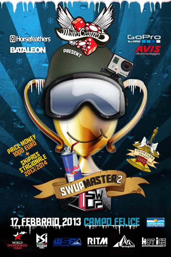 SWUP MASTER 2 is coming