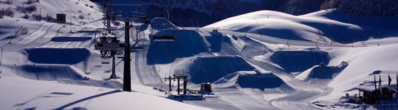 NOMINATION SNOWPARK AWARDS 2015 Swup Snowpark Campo Felice